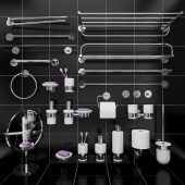 Аксессуары для ванный комнаты