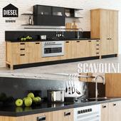 Scavolini Diesel Social Kitchen 1