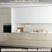 Kitchen IKEA Method / Vokstorp.
