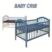 Baby Crib/ Детская кроватка