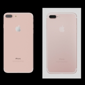 Iphone 7 Plus c коробкой