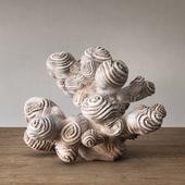 Авторская скульптура коралл