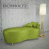 Eichholtz Sofa Donatella, Floor Lamp Holmes