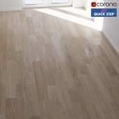 Quick Step Laminate Oak Sawn