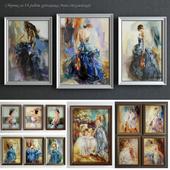 Сборник картин Анны Разумовской (set 2)