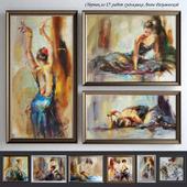 Сборник картин Анны Разумовской (set 3)