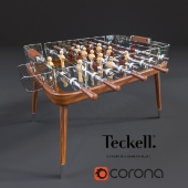 Teckell  Foosball table