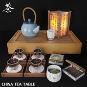 Tea Table: China