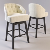 Swivel Backed Barstool