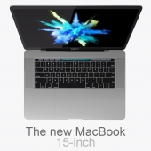 MacBook Pro 15-inch 2016 Touch Bar