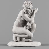 Venus accroupie