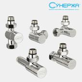 Control valve Sunerzha (hexagon)