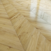 Chevron, 240h600, Oak