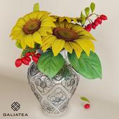 ваза Galiatea