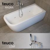 Bath Teuco NAUHA 180x80