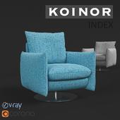 кресло INDEX KOINOR