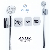 Shower Hansgrohe Axor