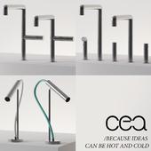 Кухонные смесители CEA Design (corona + vray)