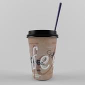 Кофейный стаканчик