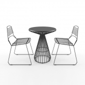 Jack Chair & Jil Dining Table