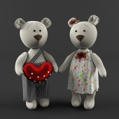 Toy Bears