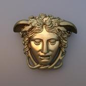 head of Medusa Gargony