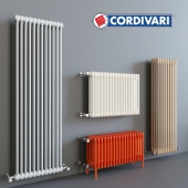 Tubular radiators Cordivari Ardesia
