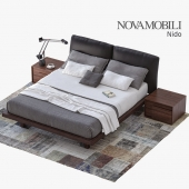 Кровать Novamobili Nido