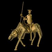 Статуэтка Дон Кихот - Don Quixote