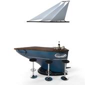 The bar boat