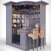 """Contest"" Bar Stool + Barhocker Chiara Vintage - KARE Design"