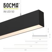INI LED 50 / BOSMA