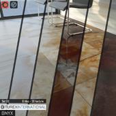 TUREX INTERNATIONAL Onyx Tiles Set 02