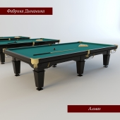 Бильярдный стол Динамика Алмаз