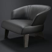 Minotti Creed Large Armchair
