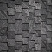 mosaic stone grey
