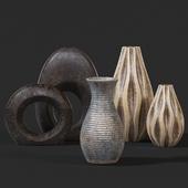 Vases Set, Набор ваз