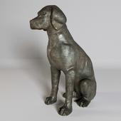 """Скульптура """"Labrador"""""""