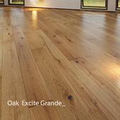 Паркетная доска Barlinek Floorboard - Excite Grande