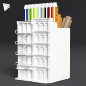 Bitplay Archi SoHo LEGO Penholder