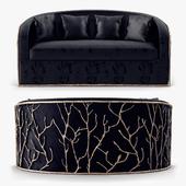 Koket Enchanted Sofa