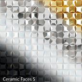 Ceramic Faces S