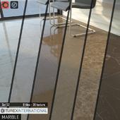 TUREX INTERNATIONAL Marble Tiles Set 52