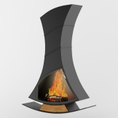 Fireplace Oxalis