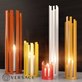 Modern Candle Versace