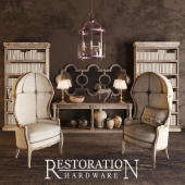 AVE Restoration Hardware set RH