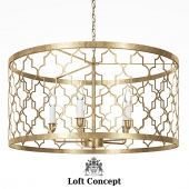 LOFT CONCEPT ROMEO FIVE LIGHT PENDANT LAMP