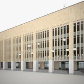 Здание Москва 1-й Щипковский переулок, 1