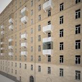 Здание Москва Варшавское шоссе, 2