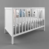 Ikea Sundvik baby bed